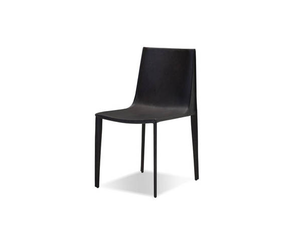 2 Mobital Lux Vintage Leather Dining Chairs MBT-DCHLUX-DR-CH-VAR