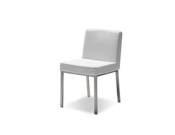 2 Mobital Tarna Faux Leather Dining Chairs MBT-DCHTARN-DR-CH-VAR