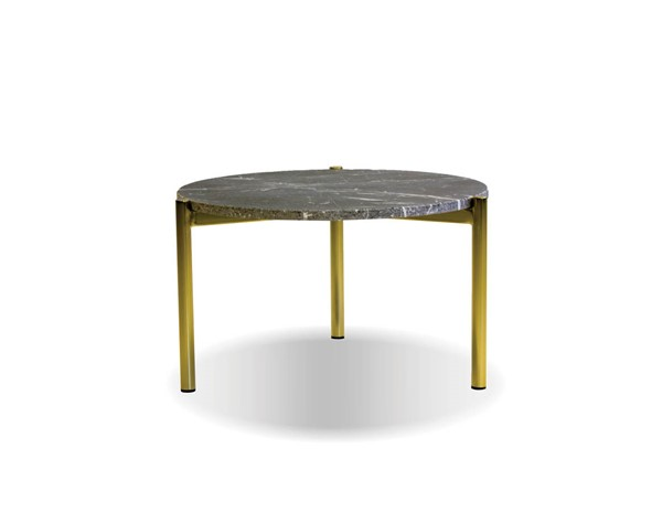 Mobital Atlas Black Gold Small 23 Inch Coffee Table MBT-WCOATLABLAC23IN