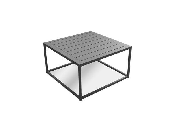 Mobital Tofino Aluminum Frame Coffee Tables MBT-WCOTOFI-CT-VAR
