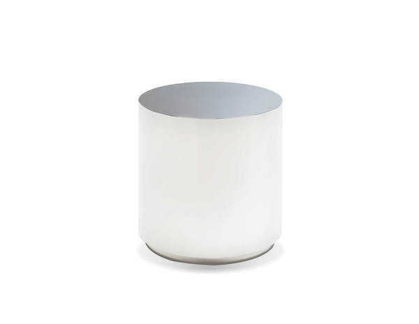 Mobital Sphere Stainless Steel End Tables MBT-WENSPHE-ET-VAR