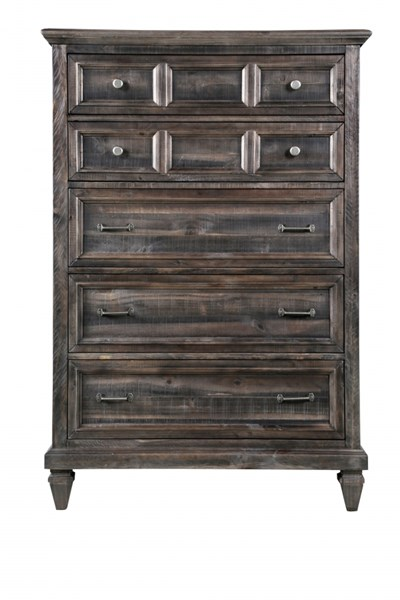 Magnussen Home Calistoga Charcoal Drawer Chest MG-B2590-10