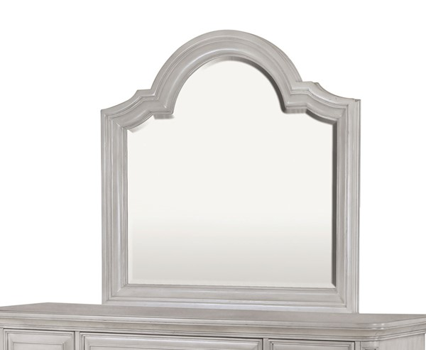 Magnussen Home Windsor Lane Grey Landscape Mirror MG-B3341-40