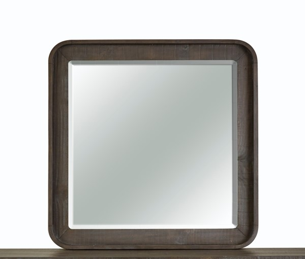 Magnussen Home Echo Park Barnacle Square Mirror MG-B4772-41