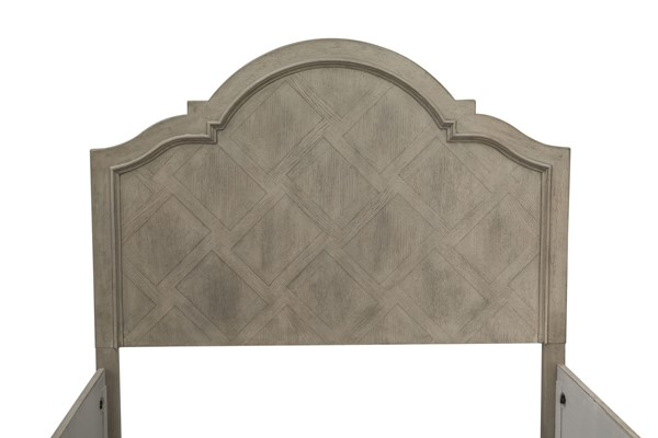 Magnussen Home Alys Beach White Shaped Panel Headboards MG-B4864-55-65-HDBD-VAR