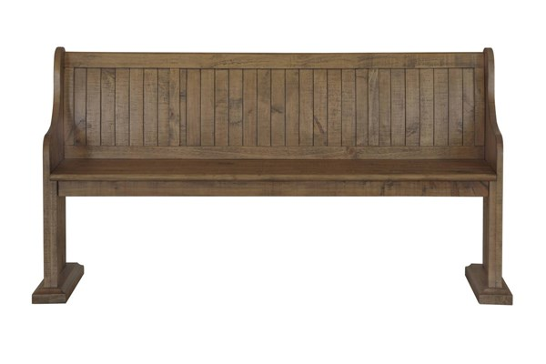 Magnussen Home Willoughby Wood Bench MG-D4209-79