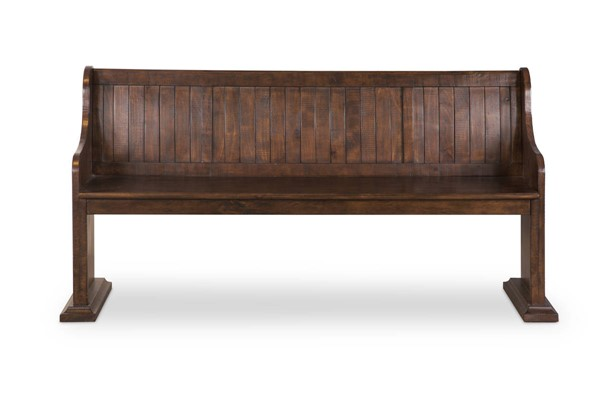 Magnussen Home St Claire Wood Bench MG-D4210-79