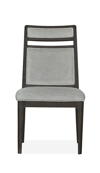 2 Magnussen Home Echo Park Barnacle Upholstered Dining Side Chairs MG-D4772-64