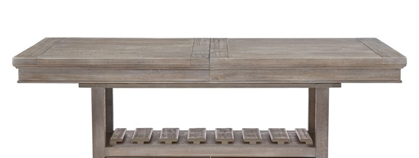 Magnussen Home Paxton Place Dovetail Grey Counter Dining Table Top MG-D4805-42T
