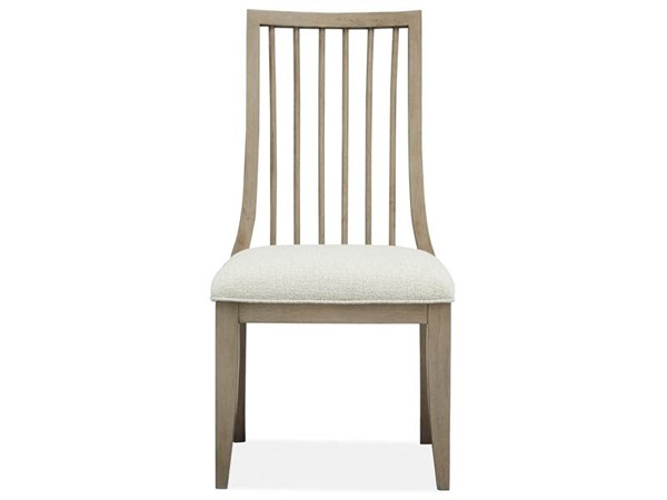 Magnussen Home Alys Beach Dining Upholstered Side Chairs MG-D4864-62-DCH-VAR
