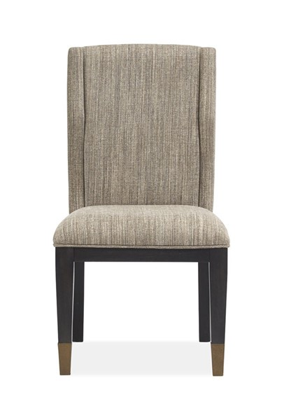 2 Magnussen Home Ryker Upholstered Host Side Chairs MG-D5013-66