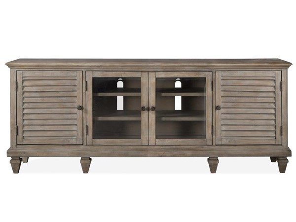 Magnussen Home Lancaster Dovetail Grey Large Console MG-E4352-08