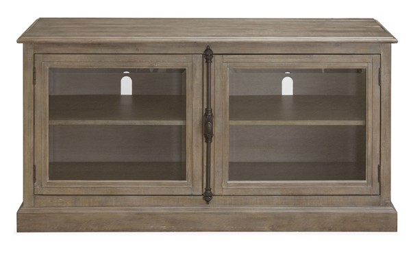 Magnussen Home Tinley Park Dove Tail Grey Console MG-E4646-05