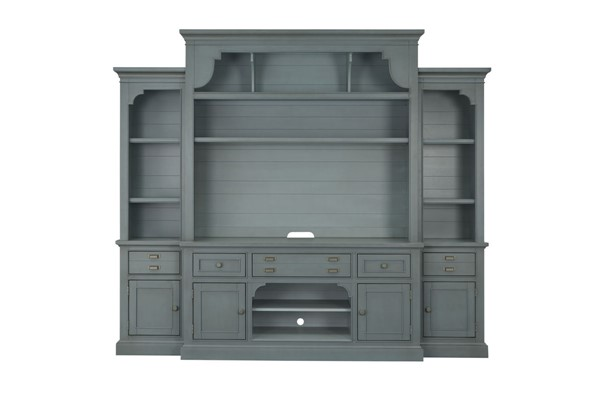 Magnussen Home Alys Beach Entertainment Centers with TV Stand MG-E4864-ENT-S