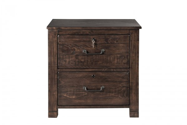 Magnussen Home Pine Hill Wood Lateral File MG-H3561-40