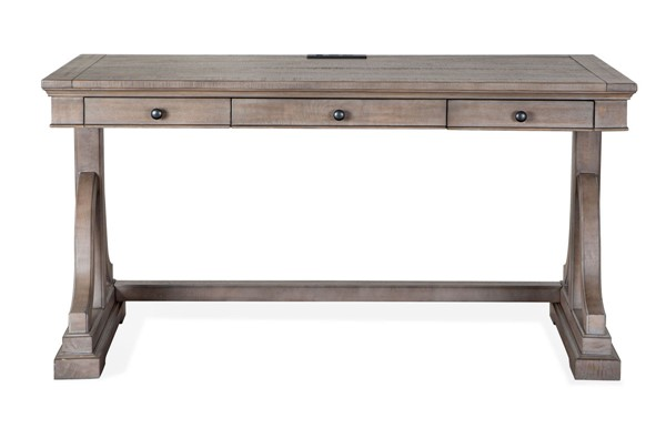 Magnussen Home Paxton Place Dovetail Grey Writing Desk MG-H4805-01