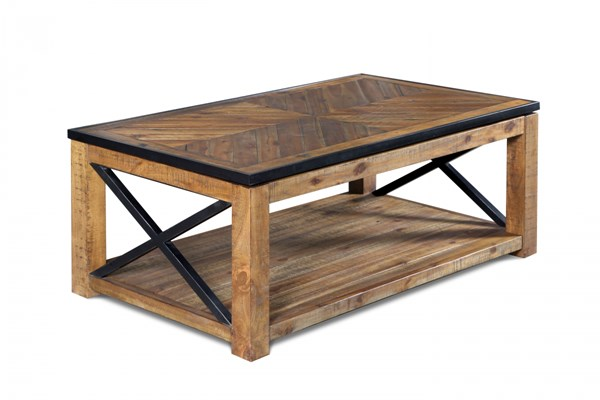 Magnussen Home Penderton Wood Rectangular Lift Top Cocktail Table MG-T2386-51