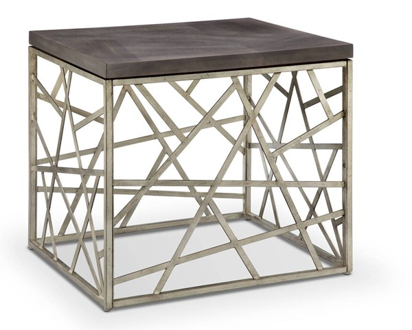 Magnussen Home Tribeca Rectangular End Table MG-T4020-03