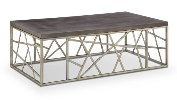 Magnussen Home Tribeca Rectangular Cocktail Table MG-T4020-43