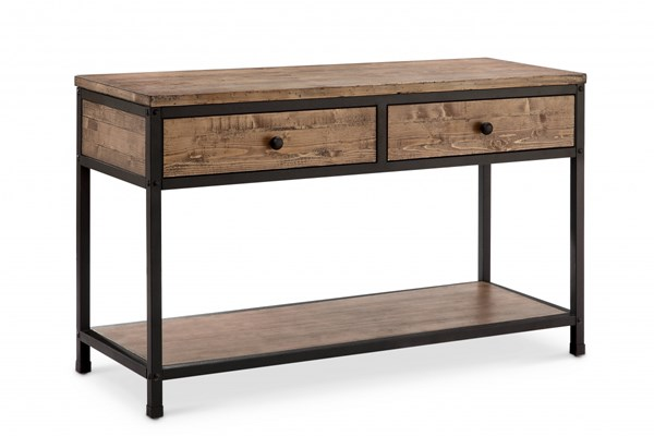 Magnussen Home Maguire Weathered Barley Sofa Table MG-T4039-73