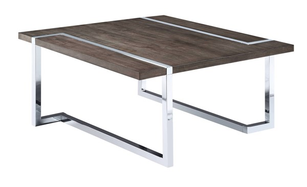 Magnussen Home Kieran Charcoal Square Cocktail Table MG-T4215-41
