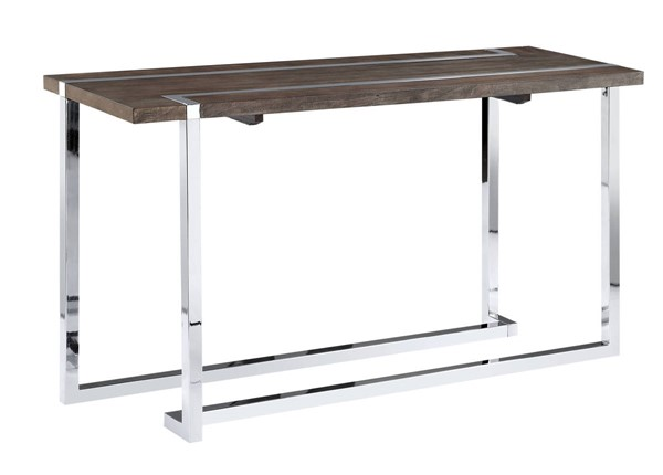Magnussen Home Kieran Charcoal Rectangular Sofa Table MG-T4215-73