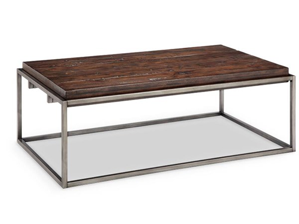 Magnussen Home Linville Wood Rectangular Cocktail Table MG-T4337-43