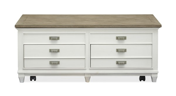 Magnussen Home Alys Beach Lift Top Storage Cocktail Tables MG-T4864-CT-VAR1