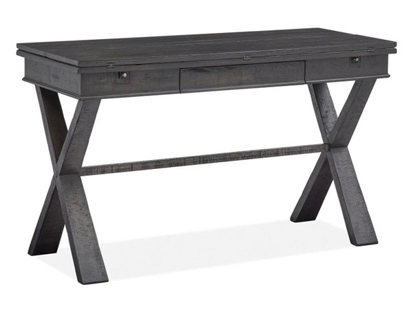 Magnussen Home Stepford Smokehouse Flip Top Sofa Table MG-T5060-85