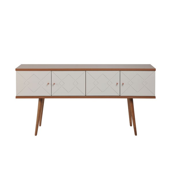 Manhattan Comfort Trinity Maple Cream Off White 59.84 Inch Sideboard MHC-1014652
