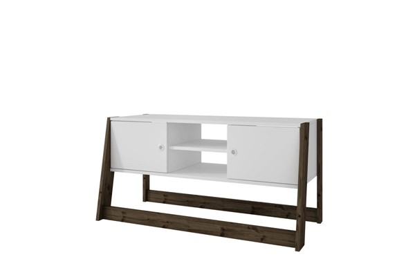 Manhattan Comfort Salvador 4 Shelves TV Stand MHC-111AMC143