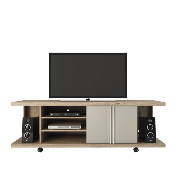 Manhattan Comfort Carnegie 5 Shelf TV Stands MHC-145-TV-VAR