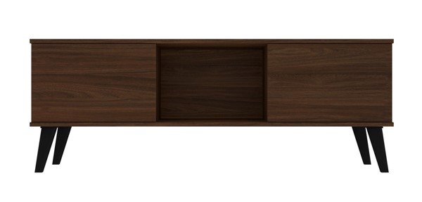Manhattan Comfort Doyers Nut Brown 53.15 Inch TV Stand MHC-174AMC174
