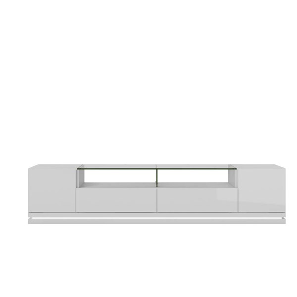 Manhattan Comfort Vanderbilt LED Lights TV Stands MHC-1755-TS-VAR
