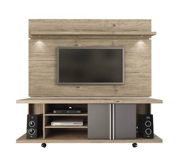 Manhattan Comfort Carnegie Park 1.8 Entertainment Centers MHC-2-145-814-ENT-VAR