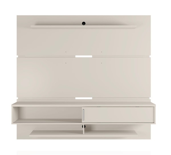 Manhattan Comfort Astor Off White 70.86 Inch Entertainment Center 2.0 MHC-223BMC1
