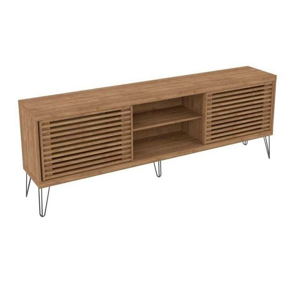 Manhattan Comfort Barbey 70.87 Inch TV Stands MHC-22LC-TV-V