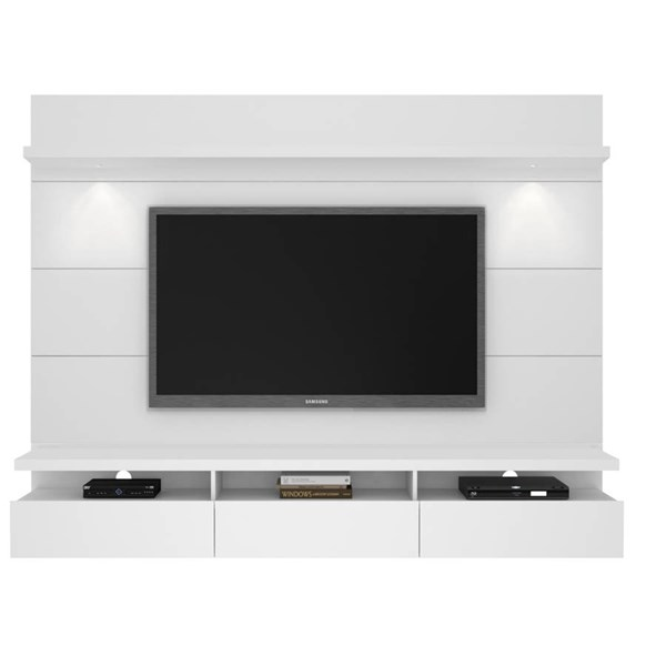 Manhattan Comfort Cabrini 2.2 Floating Wall Theater Entertainment Centers MHC-2385-TS-VAR