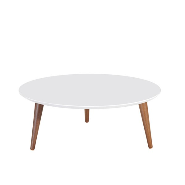 Manhattan Comfort Moore Round Low Coffee Tables MHC-25235-CT-VAR