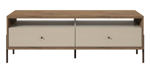 Manhattan Comfort Joy Off White 59 Inch TV Stand MHC-350674