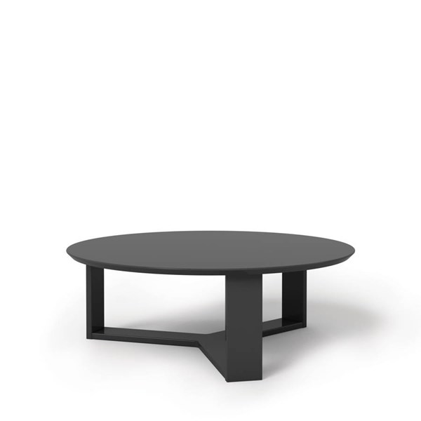 Manhattan Comfort Madison Black Accent Coffee Table MHC-85052