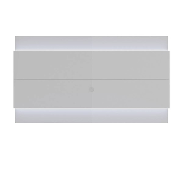 Manhattan Comfort Lincoln 2.4 LED Lights Floating Wall TV Panels MHC-8415-TS-VAR