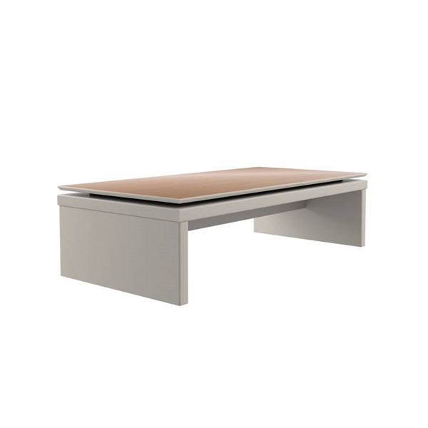 Manhattan Comfort Lincoln Sled Base Coffee Tables MHC-8965-CT-VAR