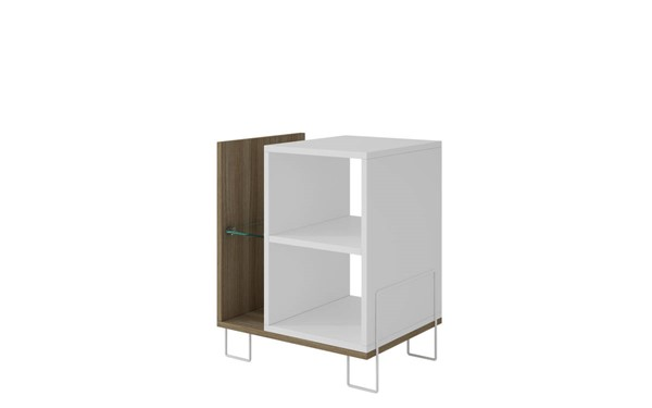 Manhattan Comfort Boden 4 Shelves Bookcases MHC-99AMC-BC-VAR