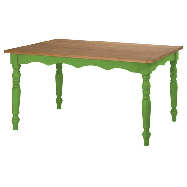 Manhattan Comfort Jay Green Dining Table MHC-CS15204