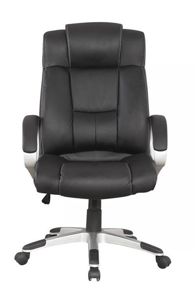Walden Black High Back Bonded Leather Presidentential Office Chair MHC-MC-631
