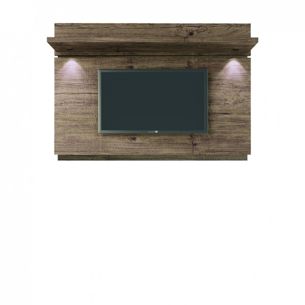 Park Nature MDF 1.8 TV Panel w/Led Lights (TV Mount Included) MHC-81461