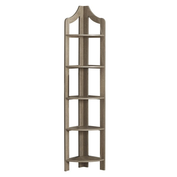 Monarch Specialties 72 Inch Bookcases MNC-I-2418-BC-VAR