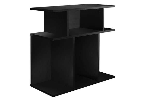 Monarch Specialties Black MDF Accent End Table MNC-I-2473