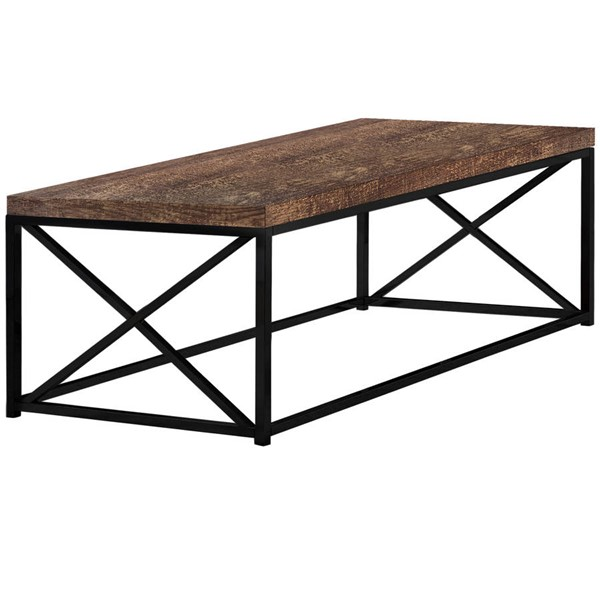 Monarch Specialties Wood Coffee Tables MNC-I-341-CT-VAR
